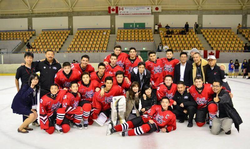 JCIH team photo
