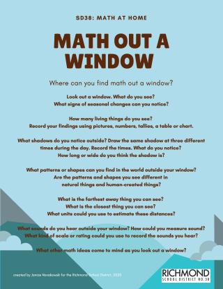 SD38_ Math at Home-Window
